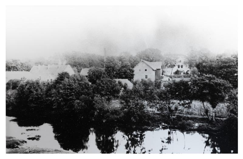 Kretinga Manor Homestead (copy). P. Mongirdaitė's album Kretynga, p. 7, 1890