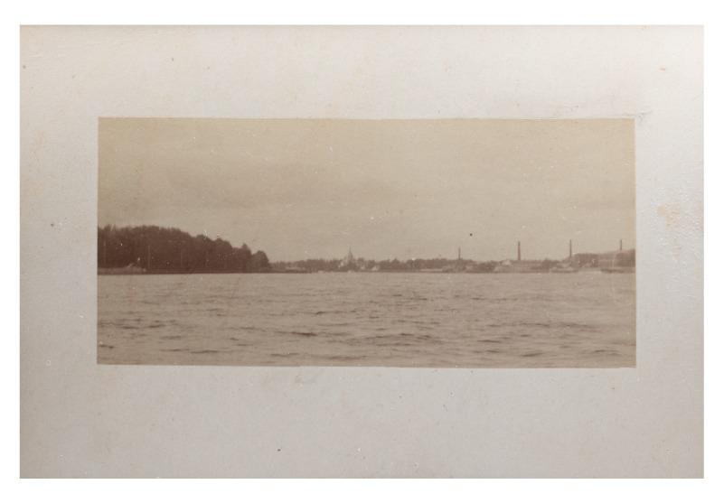 The Baltic Sea near Palanga, c. late 19th–early 20th century