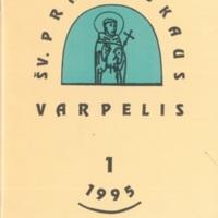 3. Sv.Pranciskaus varpelis, 1995, nr.1.jpg