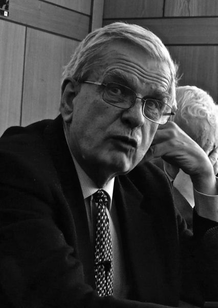 Literatūros tyrinėtojas prof. T. Venclova. 2013 m.