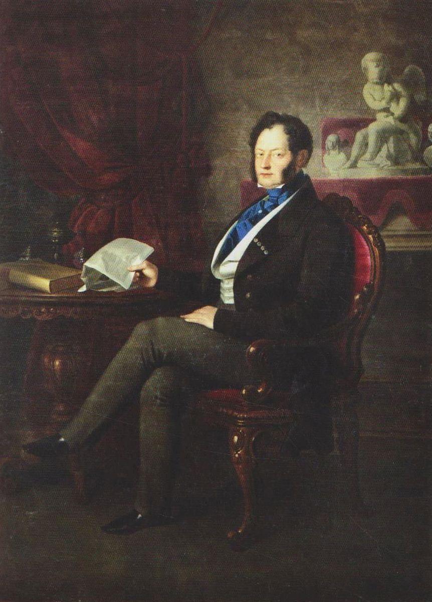 Kunigaikščio Mykolo Kleopo Oginskio portretas