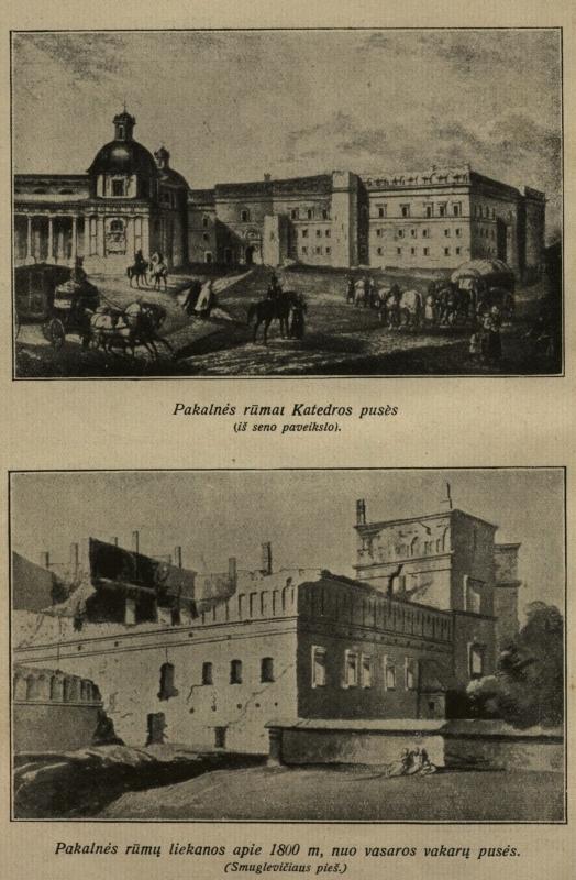 Mūsų kovos dėl Vilniaus: 1322–23 – 1922–23. Fragmentas. p. 98.