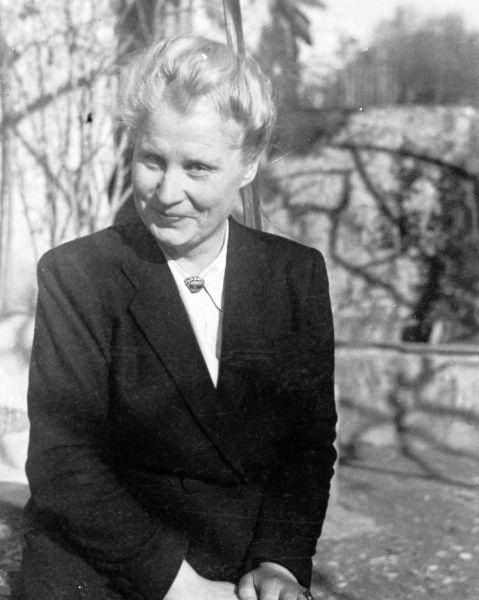 Bronė Klimienė.