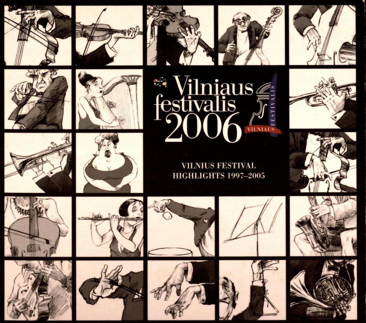 Vilnius Festival Highlights [Garso įrašas] : 1997-2005