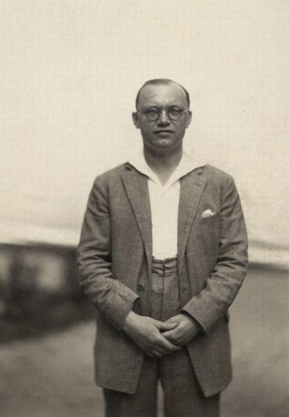 Petras Klimas. 1926 m.