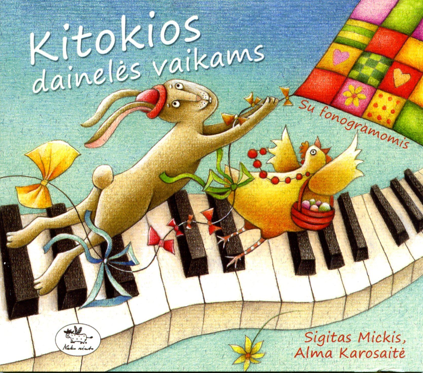 Kitokios dainelės vaikams