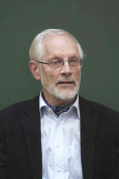 Prof. Vytautas Martinkus.