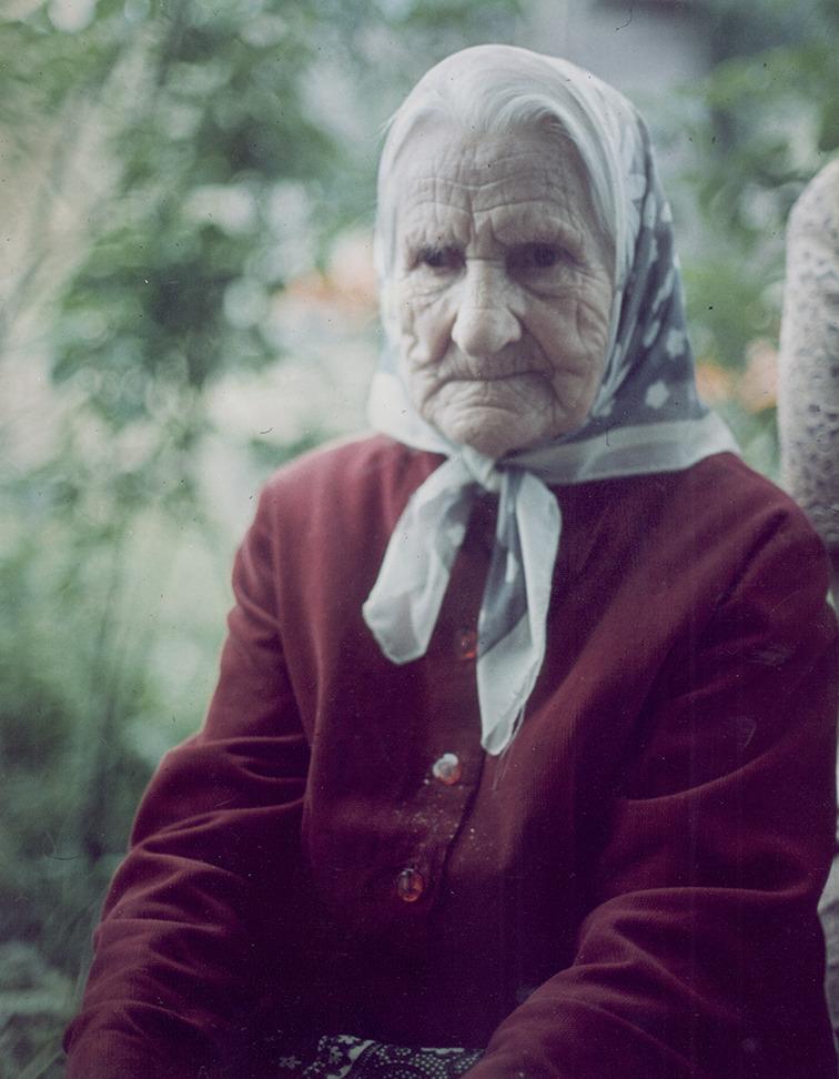 Adolfo Meko motina.<br /> 1971 m.