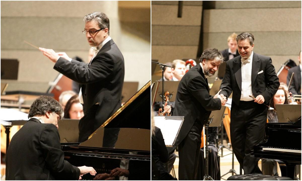 Petras ir Julius Geniušai. Lietuvos valstybinis simfoninis orkestras, 2010 m.