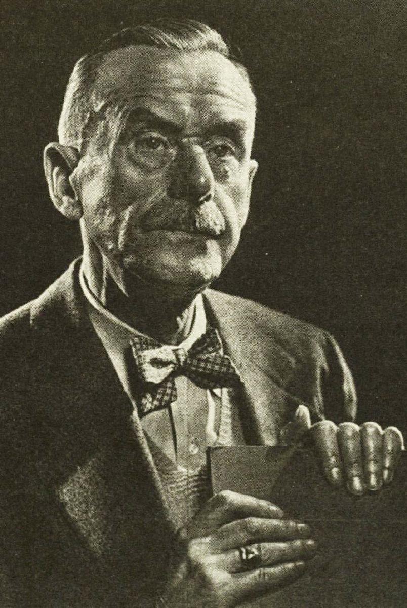 Thomas Mannas. 1947.