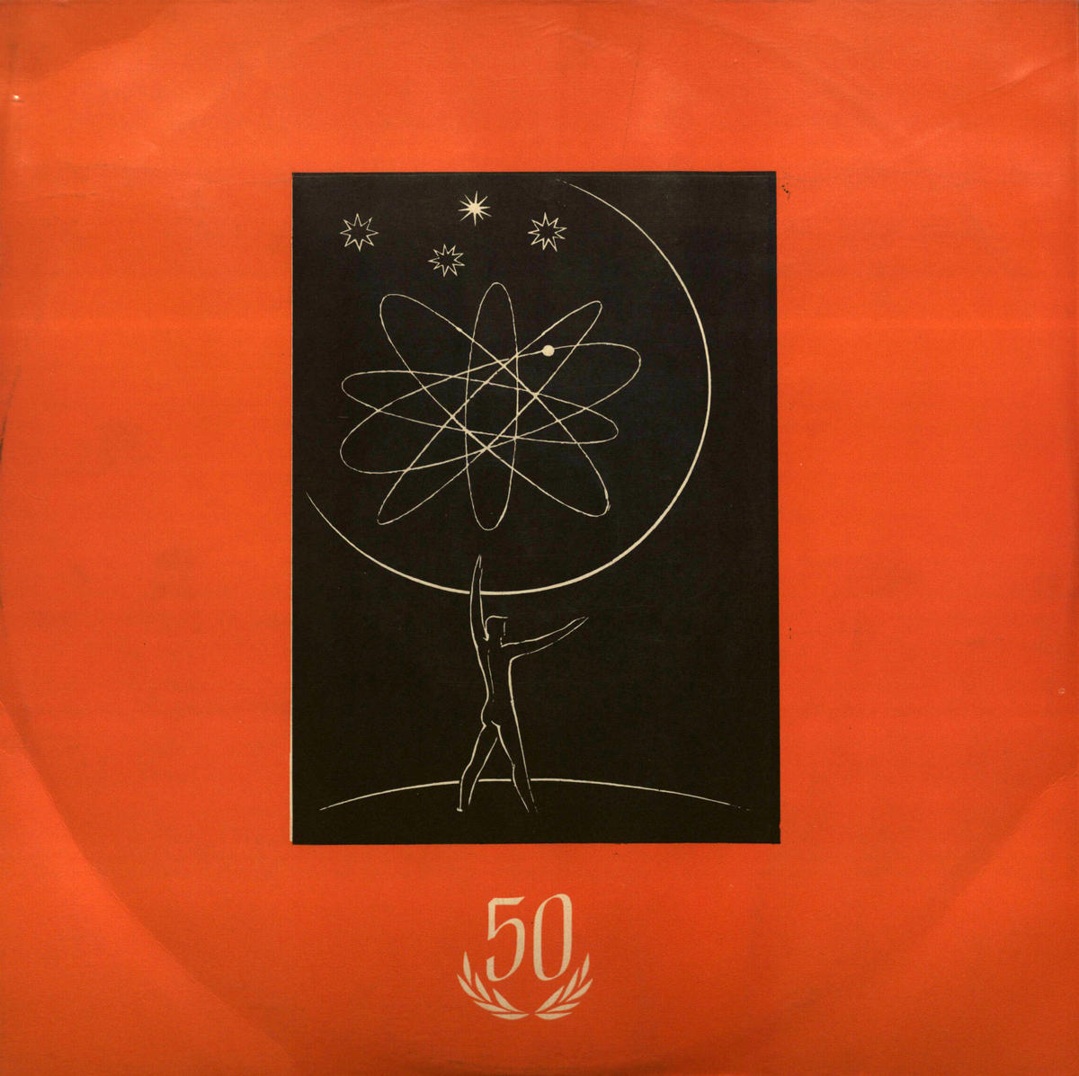 """Simfonija Nr. 3 """"Žmogaus lyra"""" : orkestrui, chorui ir solistui pagal E. Mieželaičio  knygą """"Žmogus"""""""