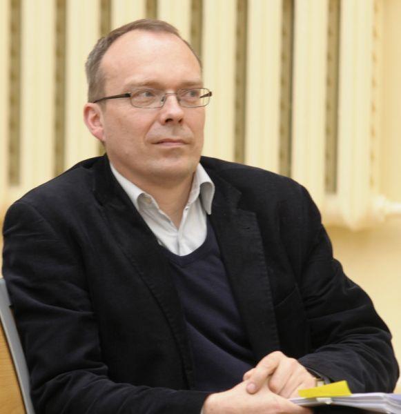 Prodekanas prof. doc. dr. Dainius Vaitiekūnas.