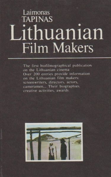 Lithuanian Film Makers.