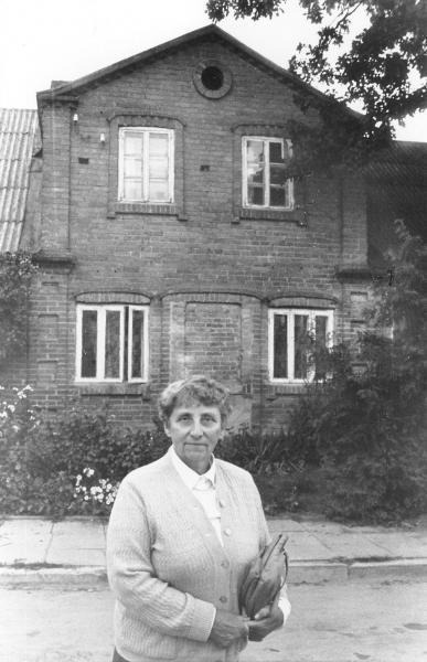 Vanda Zaborskaitė.