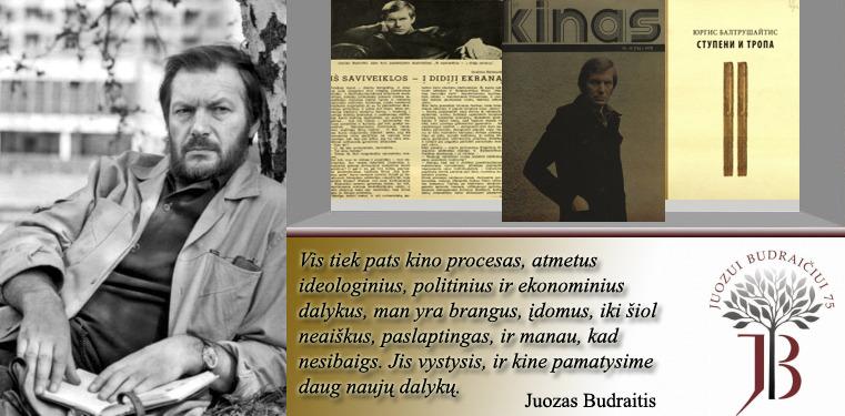 Juozas Budraitis leidiniuose