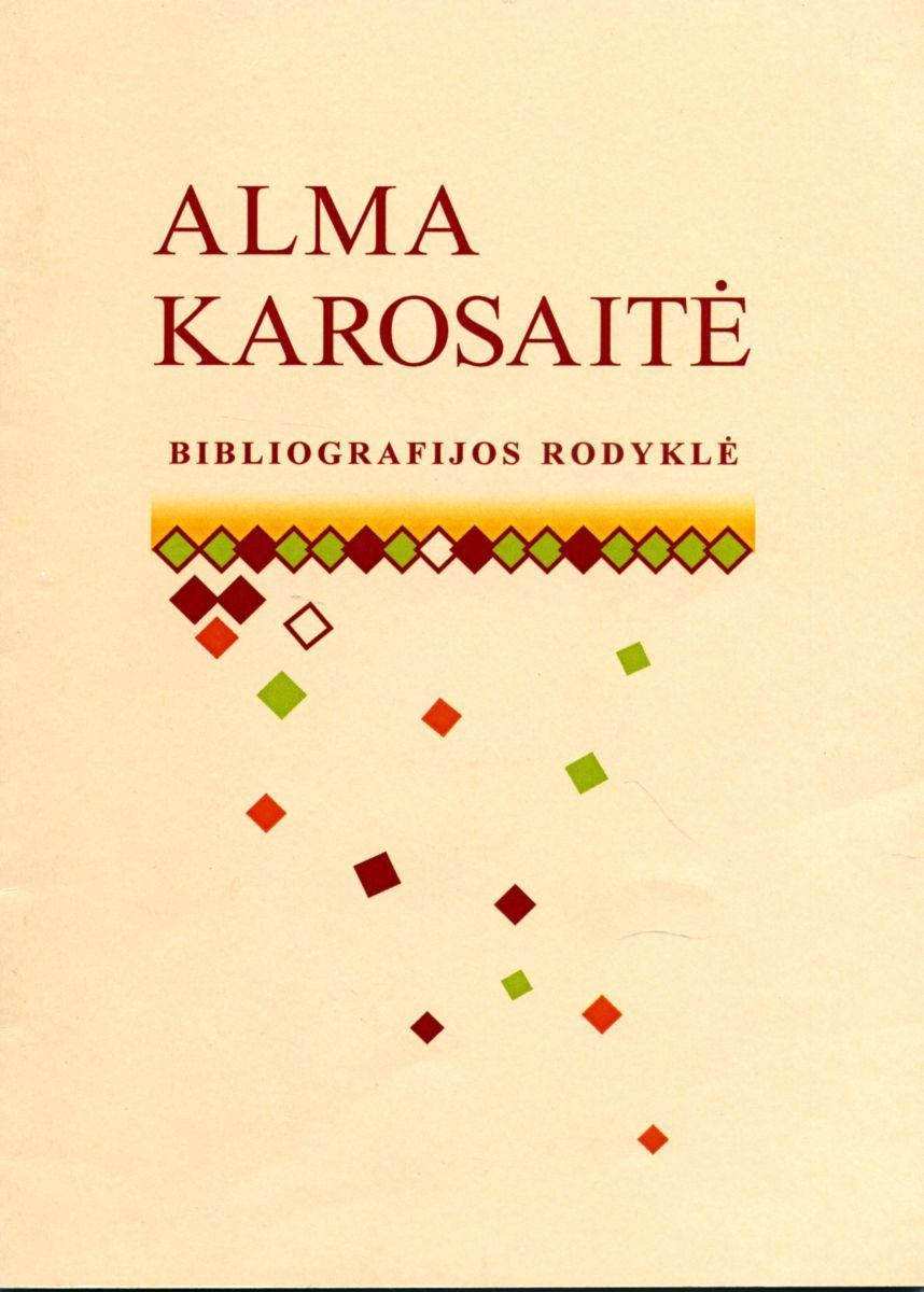 Alma Karosaitė