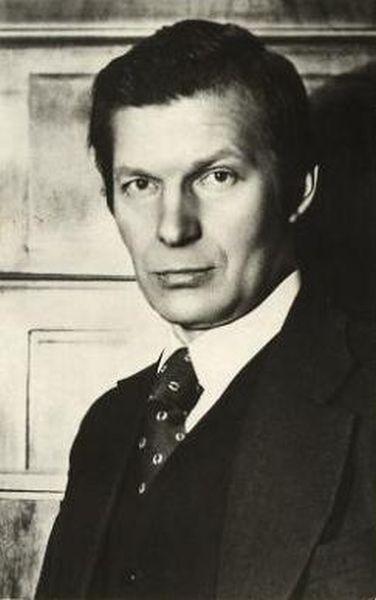 J. Budraitis. Apie 1980 m.
