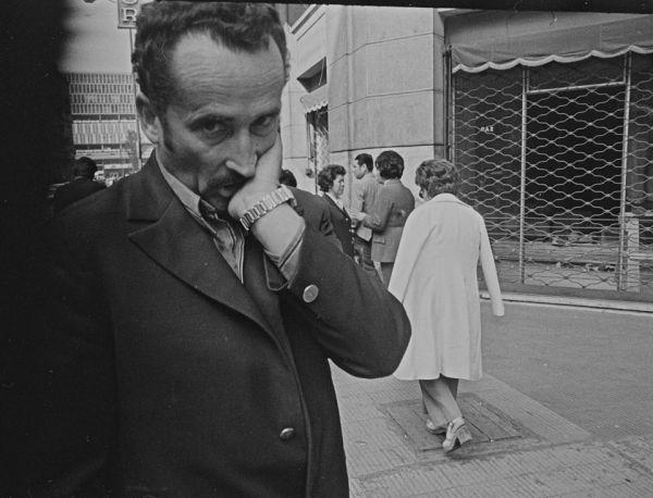 Kino režisierius V. Žalakevičius. 1972 m., Čilė.