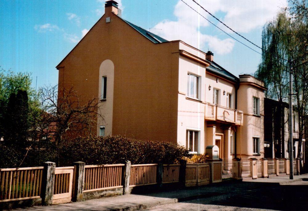 Žalakevičių namas Kaune, Lelijų gatvėje.