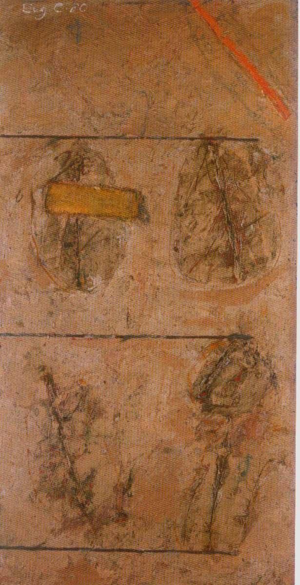 """""""Fragmentai"""", 1980"""