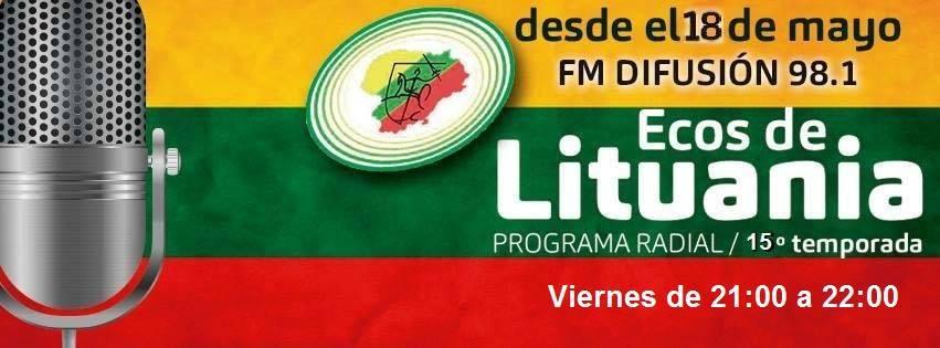 "Radijo laidos ""Lietuvos aidai"" (""Ecos de Lituania"") 15 sezono užsklanda, 2018 m."