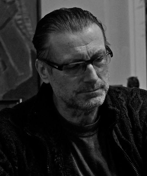 Ukrainiečių aktorius G. Hladij. 2013 m.