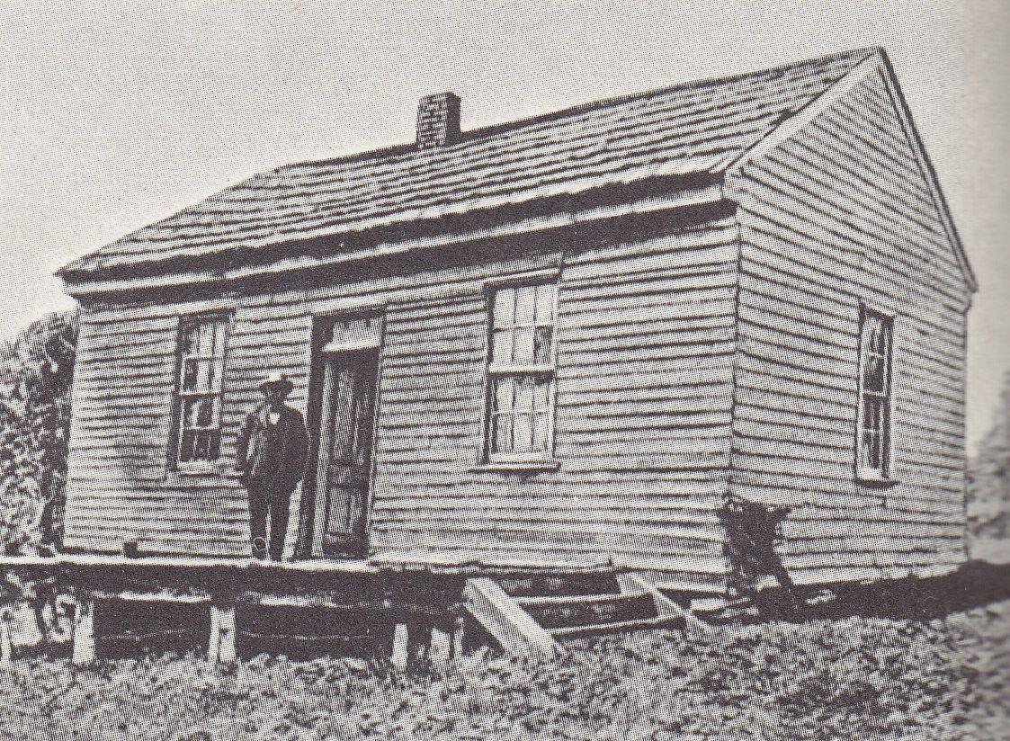 Namas Floridoje, kuriame gimė Markas Tvenas<br />
