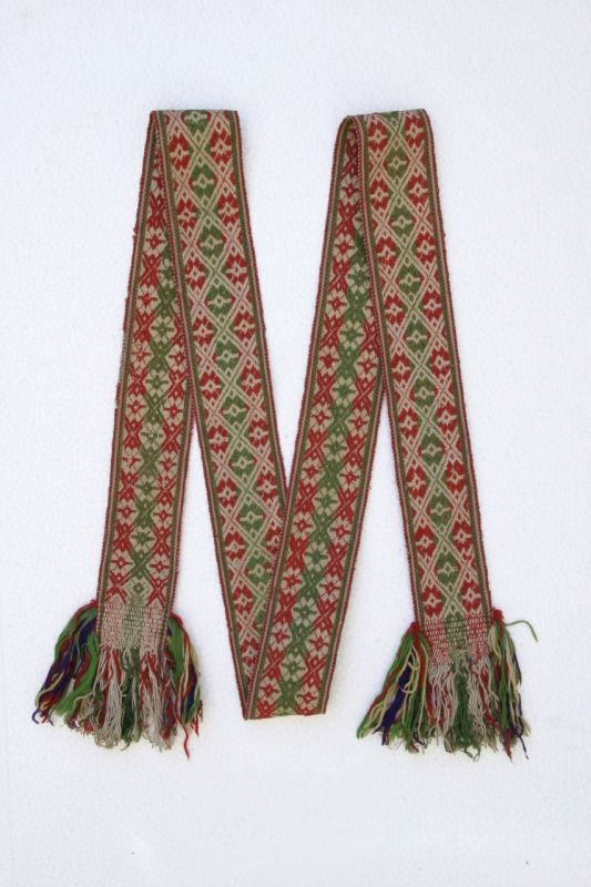 Joanos Griniuvienės ir Dr. Kazio Griniaus lietuviškų prijuosčių ir aprėdų kolekcija. 1902–1927 m.