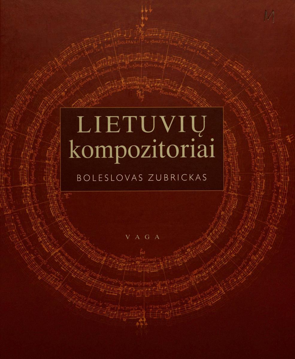 Lietuvių kompozitoriai : enciklopedinis žinynas