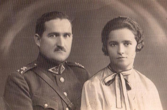 Vytauto tėvai – Stanislava ir Pranas Žalakevičiai.