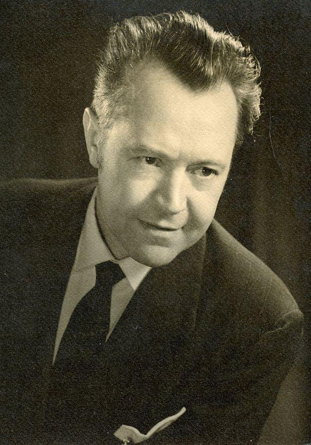 Benediktas Babrauskas LRD vadovavo 1951–1958 metais. V. Maželio nuotr.