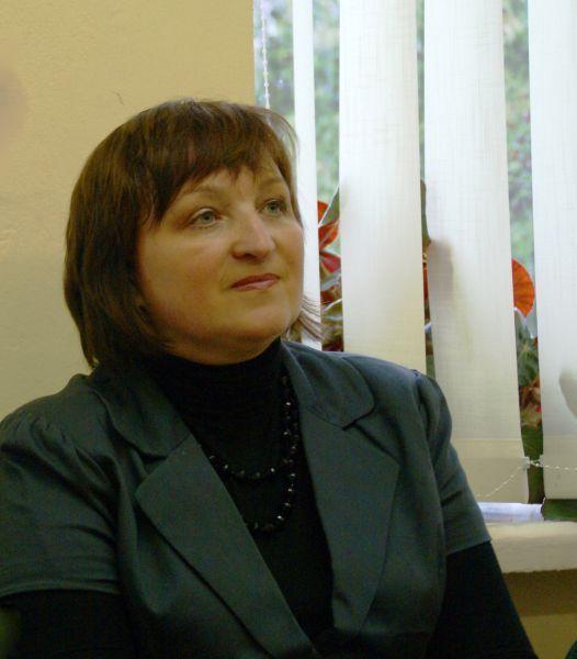 Vera Mauricaitė.
