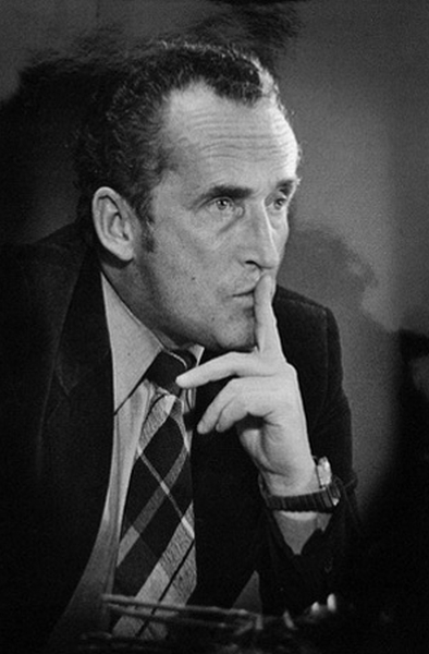 V. Žalakevičius. Apie 1985 m.