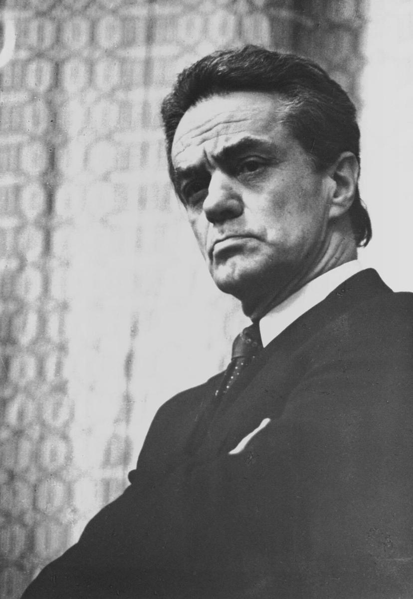 """R. Geniušas D. Verdi operos """"Traviata"""" minėjime  1980 m. gruodžio 27 d."""
