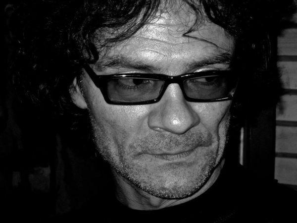 Aktorius ir režisierius B. Šarka. 2015 m.