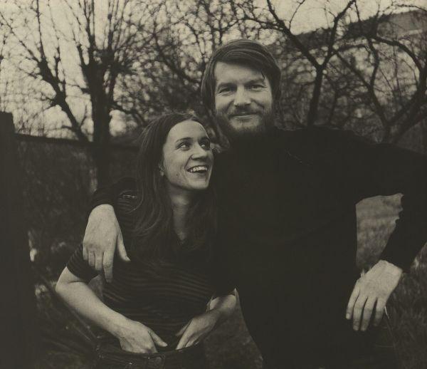 Vita Paleckytė ir Juozas Budraitis studijų laikotarpiu.