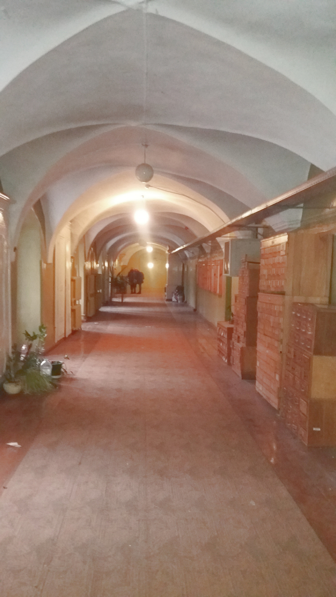 Lietuvos Nacionalinės Martyno Mažvydo bibliotekos II rūmai – buvę Knygų rūmai (Rutos Bloštein nuotrauka)