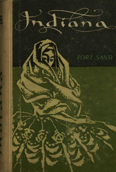 Sand Ž. Indiana: romanas.