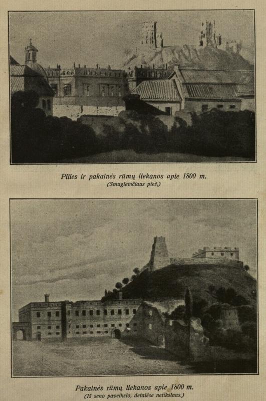 Mūsų kovos dėl Vilniaus: 1322–23 – 1922–23. Fragmentas. p. 99.