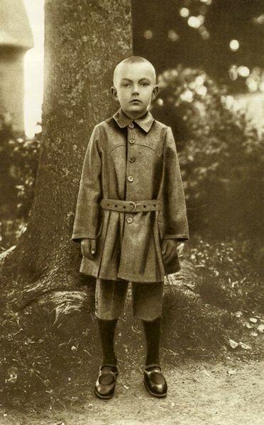 Algirdas Linkmenyse. 1923