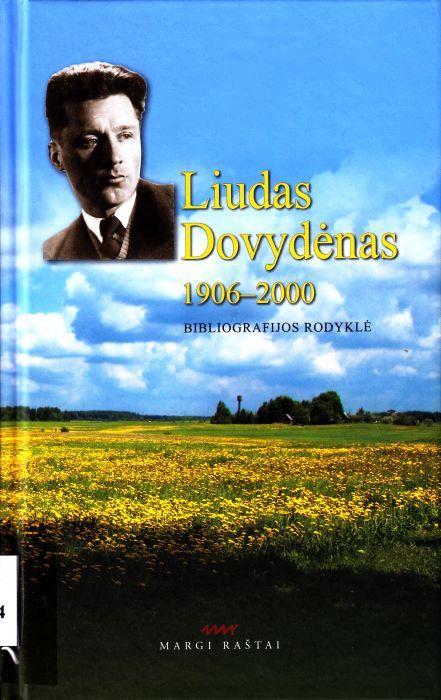 Liudas Dovydėnas, 1906–2000