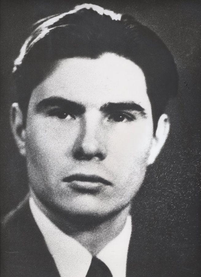 Sūnus Liūtas Grinius (1927–1989).