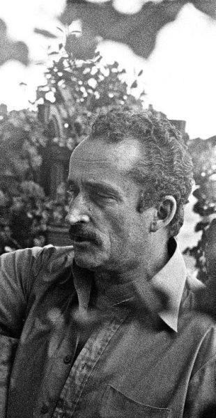Kino režisierius V. Žalakevičius. Apie 1972 m.
