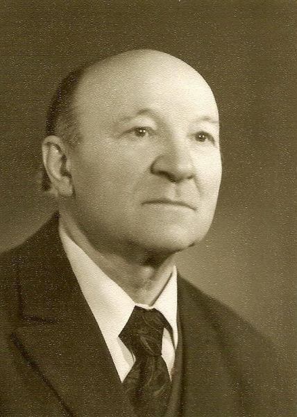 Bronius Kalinauskas.