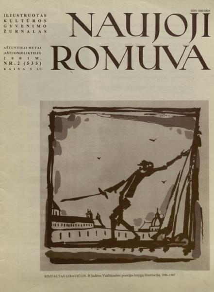 Iš užrašų knygelių / [parengė G. Radzevičienė; su prier. apie aut.]. Portr., faks. // Naujoji Romuva. 2001, nr. 2, p. 2–7.
