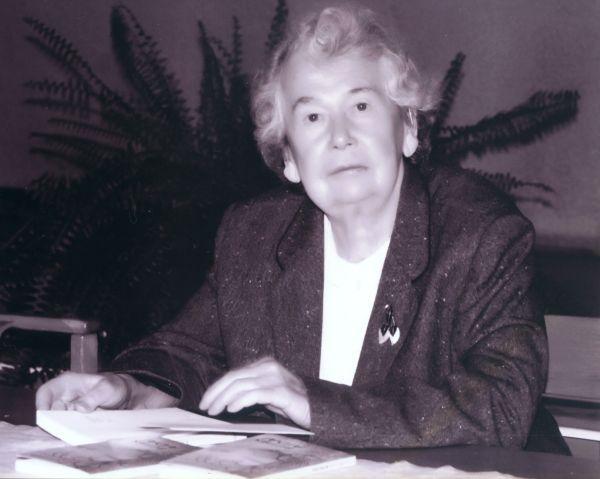Liuda Kadžytė-Kuzavinienė.