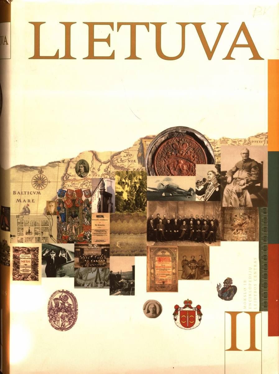 Lietuva : enciklopedija. Vilnius, 2010.
