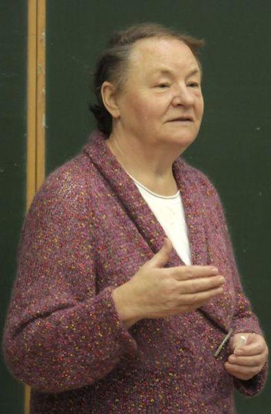 Vanda Juknaitė. 2014 m.