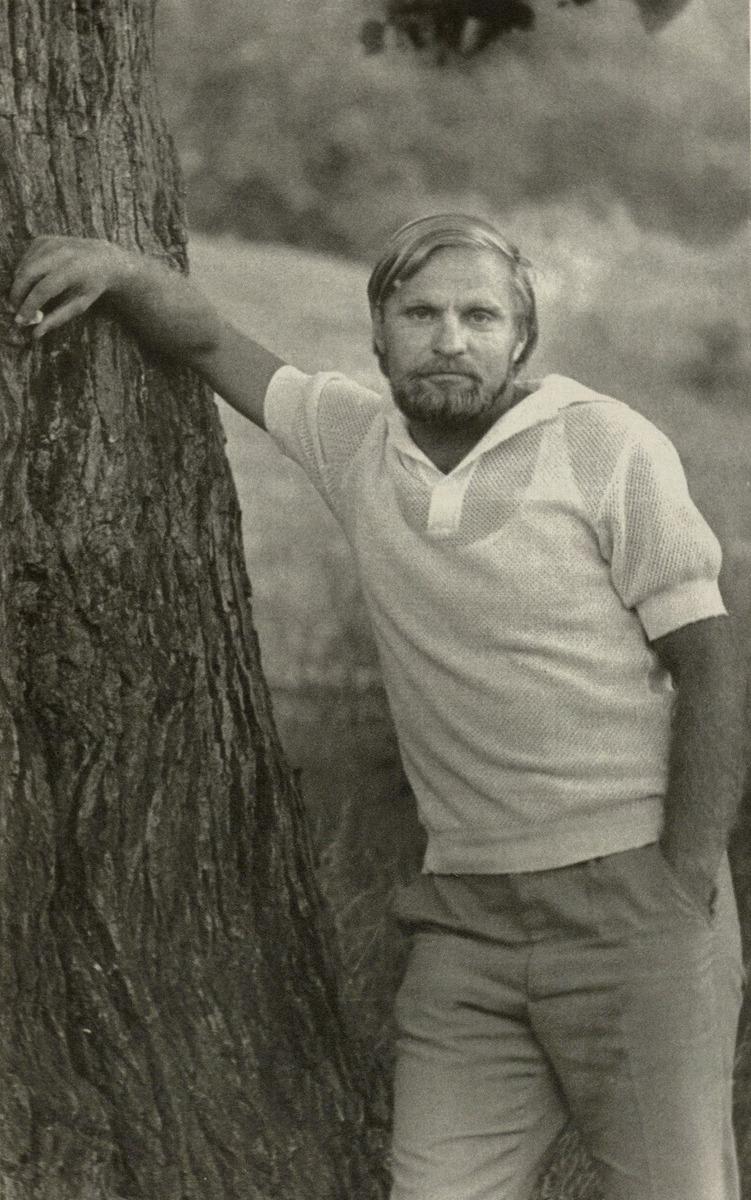 Bronius Radzevičius. 1979 m., Vilnius.