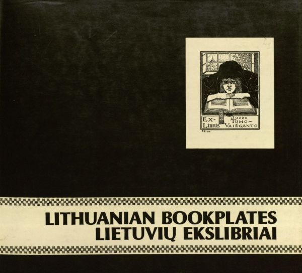 Lithuanian bookplates = Lietuvių ekslibriai.